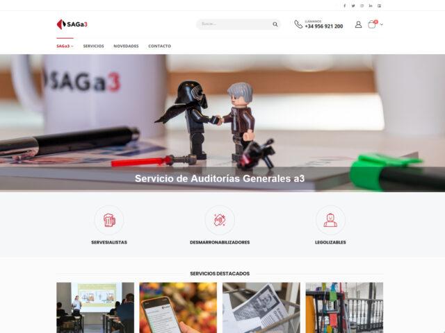 Web SAGa3