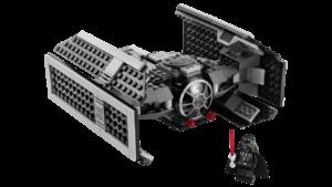 Lego 1 starfighter